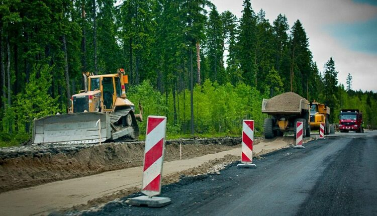 Деньги со штрафов – на ремонт дорог