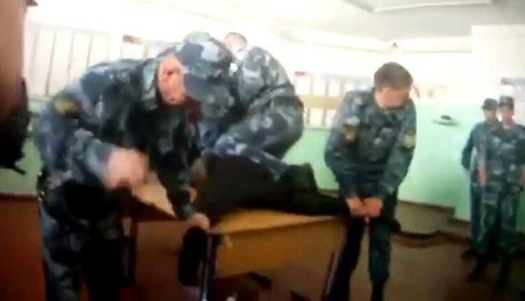 Зверское избиение заключенного ярославской колонии объяснили нарушением режима