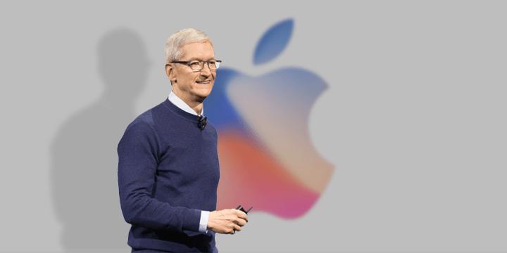 Капитализация Apple достигла 1 трлн долларов. Это абсолютный рекорд!