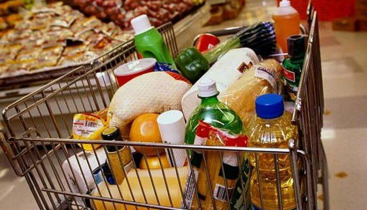 Средний продуктовый чек россиян «похудел» до двухлетнего минимума
