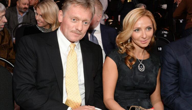 Жена Пескова получила крупный господряд на поставку соли для Крыма за 21,6 млн рублей