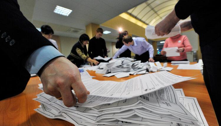 На выборах губернатора Подмосковья обнаружили вопиющие фальсификации. ВИДЕО