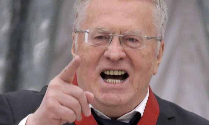 Жириновский подал в суд за то, что его назвали «самым успешным проектом компартии и КГБ»