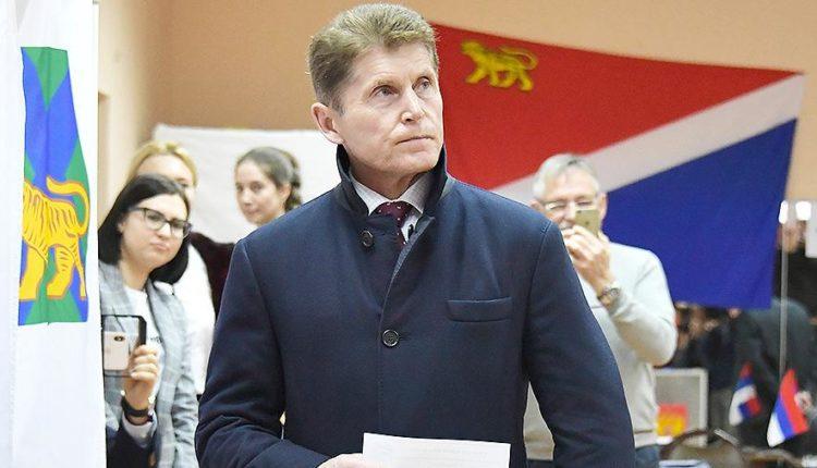 Кремлю удалось «продавить» своего кандидата на выборах губернатора Приморья