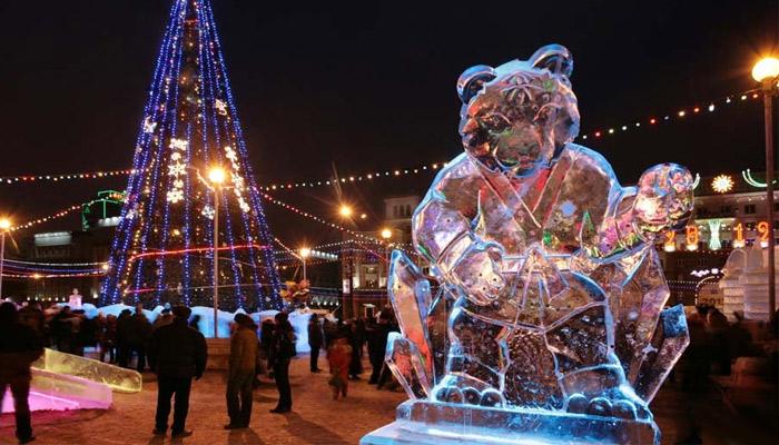 Челябинская область вошла в ТОП-5 регионов с самыми большими тратами из бюджета на новогодние праздники