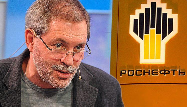 Пресс-секретарь «Роснефти» Леонтьев обозвал нового главу Хакасии «дебилом»