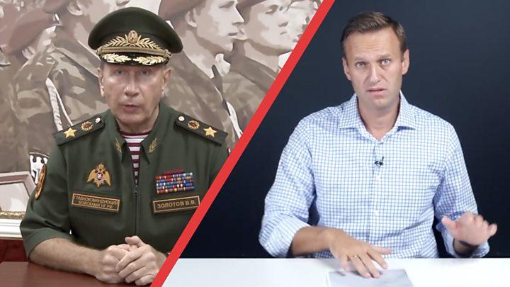 Суд решил оставить иск Золотова к Навальному без движения