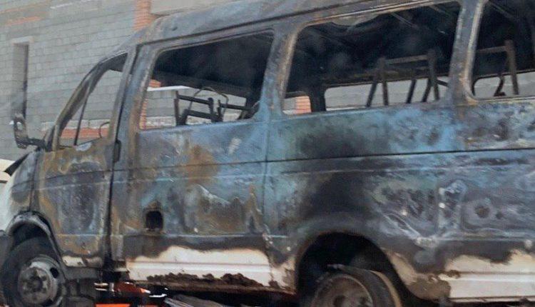 «Мутная» маршрутка: «Газель», взорвавшаяся в Магнитогорске, была дважды в угоне