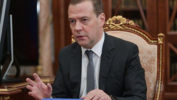 Россияне хотят «вышвырнуть на мороз» премьера Медведева и его министров