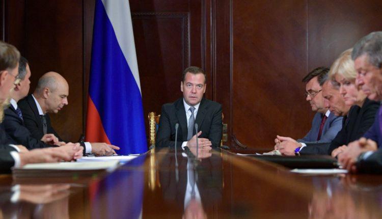 Заместителей Медведева начнут оценивать по их эффективности