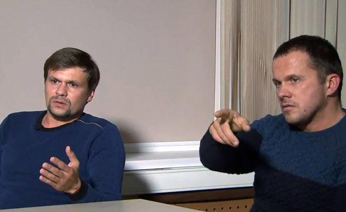 В ЕС согласовали санкции против подозреваемых в отравлении Скрипаля