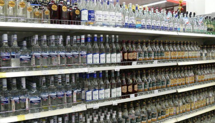 Минздрав внесет на рассмотрение законопроект о повышении возраста продажи алкоголя