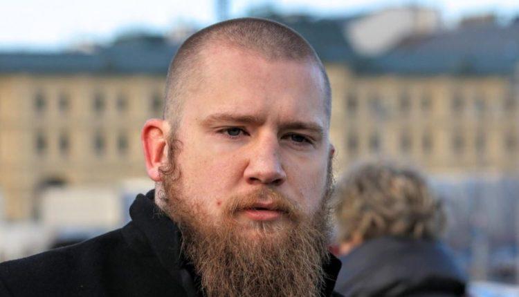 Русский националист, получивший политическое убежище на Украине, заявил о преследовании со стороны российских силовиков. ФОТО