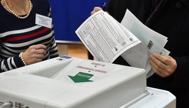 В Госдуму внесен законопроект об онлайн-голосовании на выборах в Мосгордуму