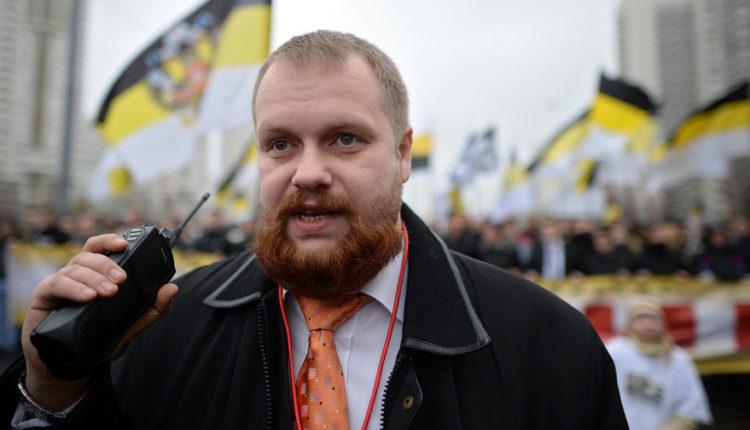 Лидер движения «Русские» Демушкин, осужденный за размещение националистических картинок, досрочно вышел из колонии