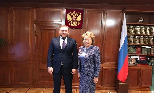 Матвиенко поручилась за честность всех оставшихся после ареста Арашукова членов Совета Федерации
