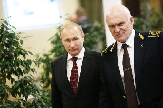 Доход научного руководителя Путина оказался в 370 раз больше зарплаты ректора челябинского университета