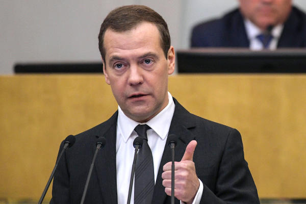 Медведев заявил, что экономика России растет, просто граждане пока этого не ощущают