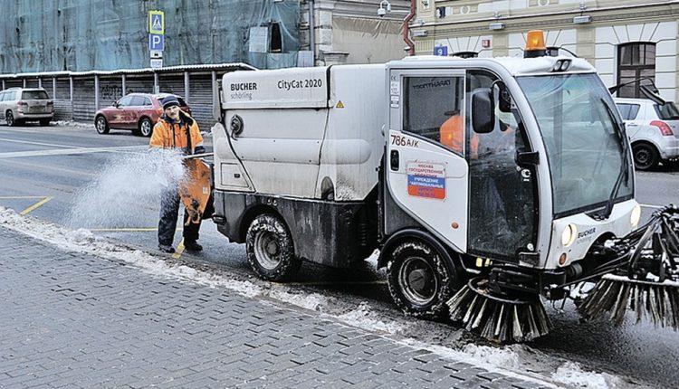 Депутаты подали в суд на московскую мэрию из-за использования дорожных реагентов