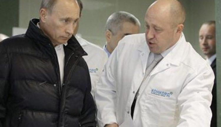 Коллективный иск родителей детей, которых заразил дизентерией «повар Путина» Пригожин, принят к производству