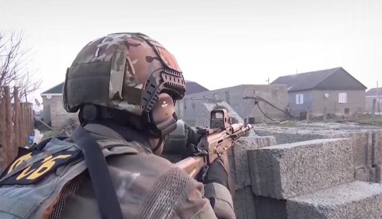 Сотрудники ФСБ задержали подозреваемого в причастности к взрывам в московском метро