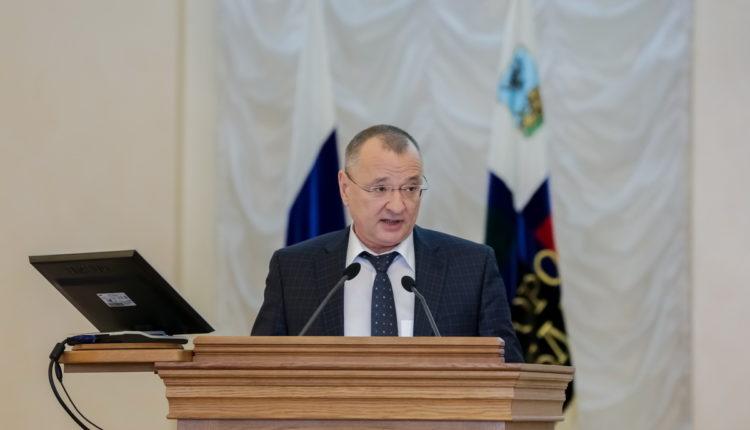 Новый мэр Белгорода принял присягу под «имперский марш» из «Звездных войн». ВИДЕО