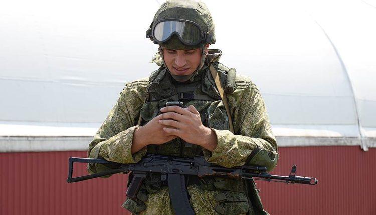 У российских военнослужащих появится собственный мобильный оператор