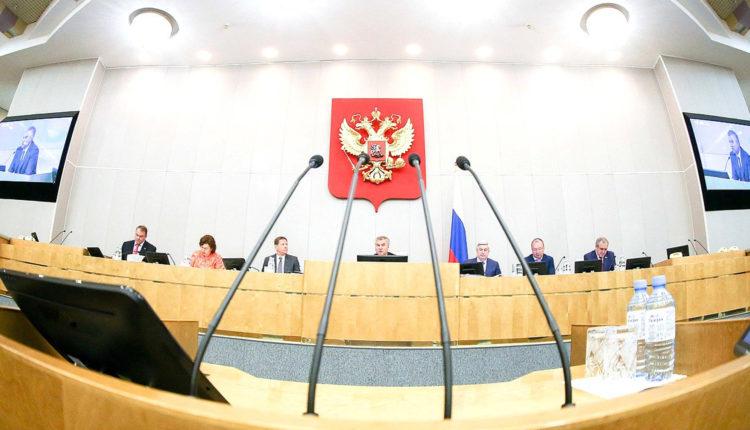 Госдума утвердила в окончательном чтении закон об уголовном наказании для главарей преступного мира