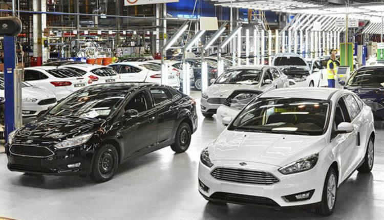 Автоконцерн Ford намерен прикрыть производство легковых автомобилей в России и прекратить их продажу