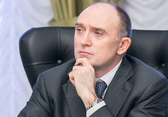 Губернатор Челябинской области Борис Дубровский написал заявление об отставке, но без даты. ИНСАЙД