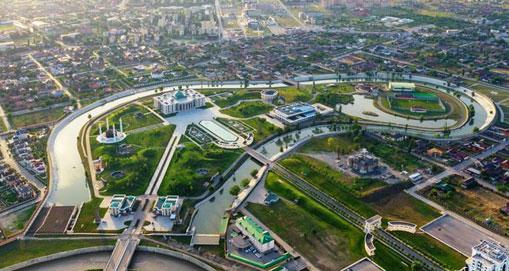 Уборка территории вокруг «дворца Кадырова» может обойтись россиянам в 35 миллионов рублей