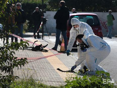 Греческие анархисты взорвали гранату у консульства РФ в Афинах из мести за 17-летнего террориста из Архангельска
