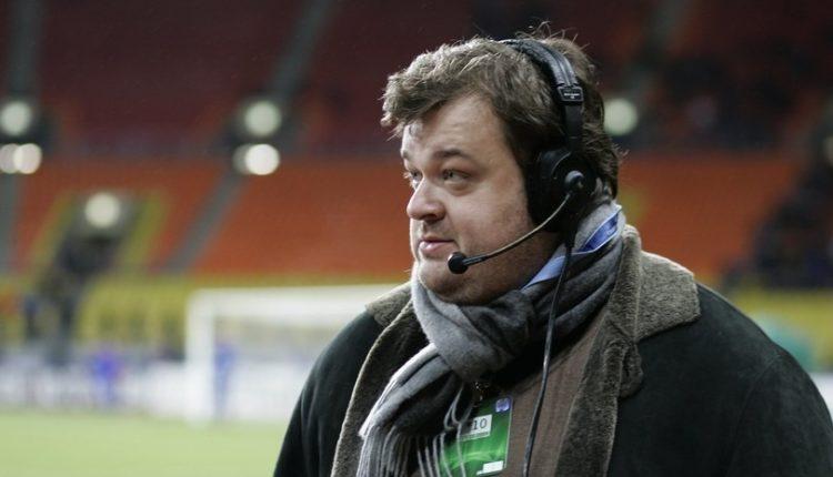Совершено нападение на известного спортивного журналиста Василия Уткина. Он подозревает в его организации Черчесова