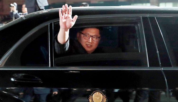 В Daimler удивились, откуда у Ким Чен Ына ее бронированные лимузины