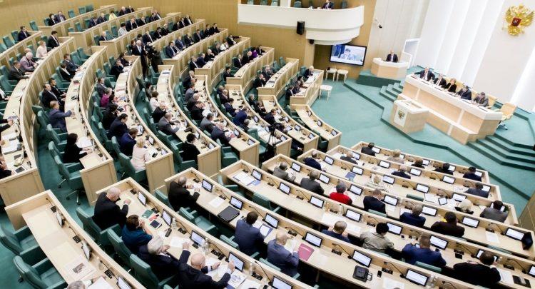 Перед рассмотрением закона об изоляции Рунета в Совете Федерации пропал интернет