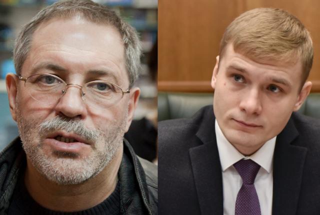 Глава Хакасии подал в суд на пресс-секретаря «Роснефти», назвавшего его «дебилом»