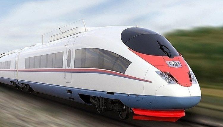 Путин поддержал строительство высокоскоростной магистрали из Москвы в Петербург за триллион рублей