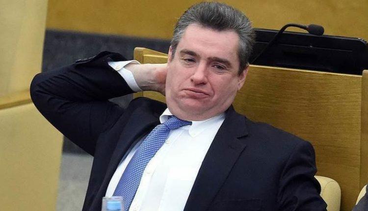 Жене депутата Слуцкого, получающей пенсию 18 тысяч рублей и не имеющей других доходов, дали 25 млн рублей в кредит на покупку Bentley. ВИДЕО