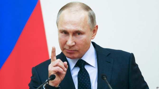 В России стартовал флешмоб о «сказочном Путине»