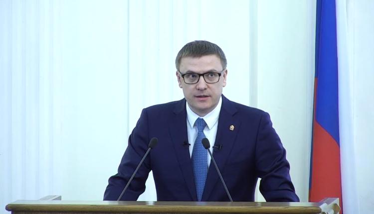 Врио челябинского губернатора Алексей Текслер произнес свою первую большую предвыборную речь
