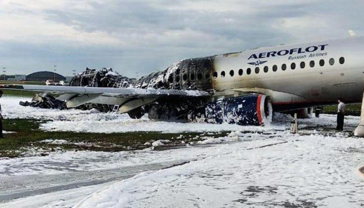 Пассажирка Superjet героически спасла чужих детей, но сама не успела выбраться из горящего самолета