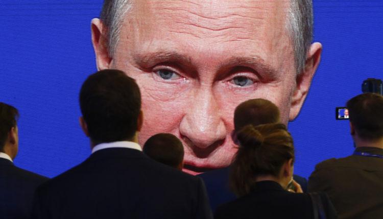 Рейтинг доверия Путина возрос более чем на 40% после того, как ВЦИОМ изменил методику его измерения