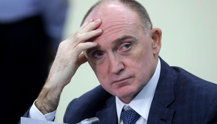 Экс-губернатор Челябинской области Дубровский вошел в десятку руководителей, отставки которых желали больше всего. СПИСКИ