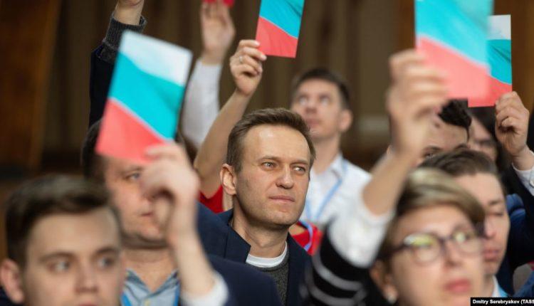 У партии оппозиционера Навального вновь украли название