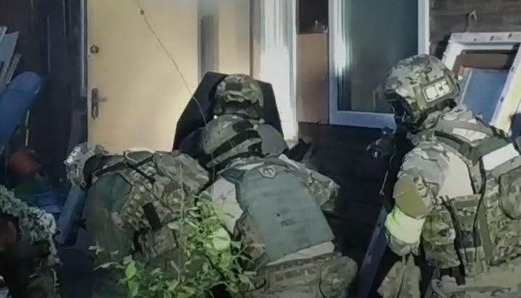 Силовики ликвидировали под Владимиром готовивших теракт боевиков. ВИДЕО