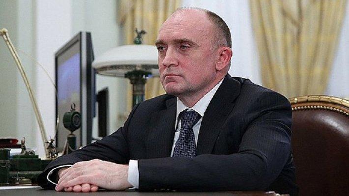 Названы статьи уголовного кодекса, под которые может попасть бывший челябинский губернатор Дубровский