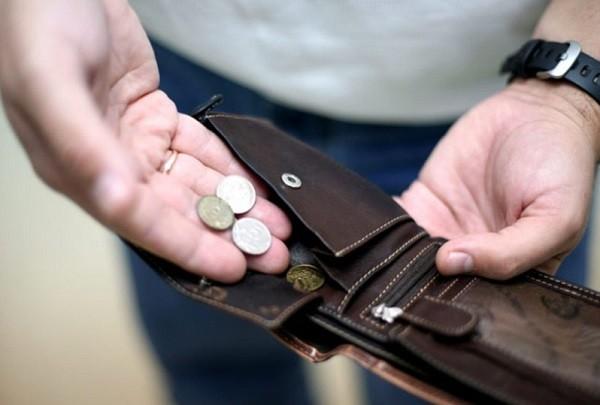 У 65% российских семей отсутствуют денежные сбережения