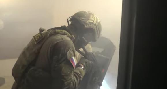 ФСБ нейтрализовала готовившего теракт в Саратове боевика. ВИДЕО