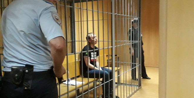 Журналист Иван Голунов, жертва беспредела силовиков, – под домашним арестом