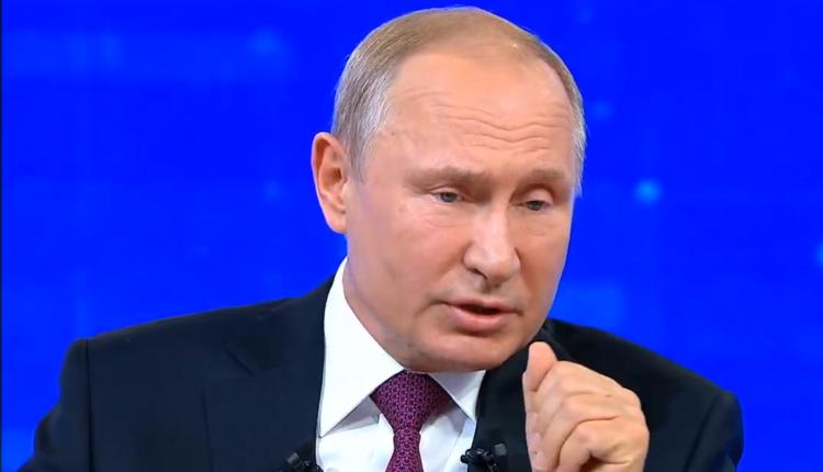Путин увидел позитивную динамику в росте доходов населения
